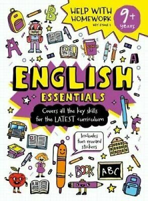Help With Homework: English Essentials Key Stage 2 (Age 9+)