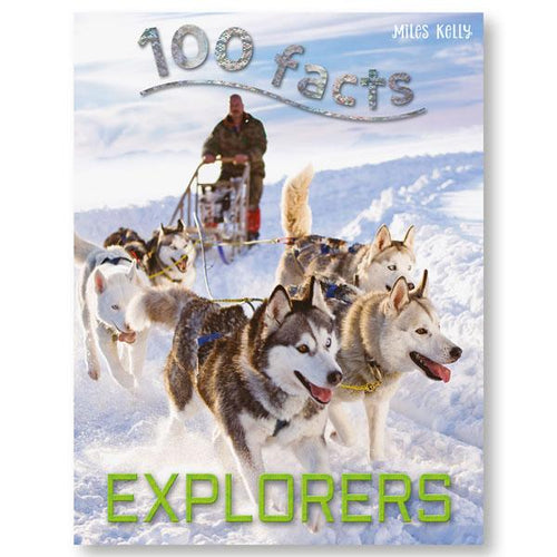 100 Facts Explorers