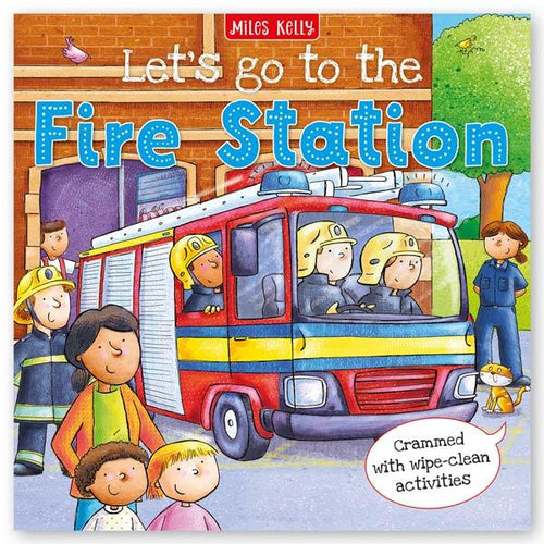 Let's go to the Fire Station