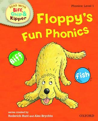Floppy's Fun Phonics (Level 1)