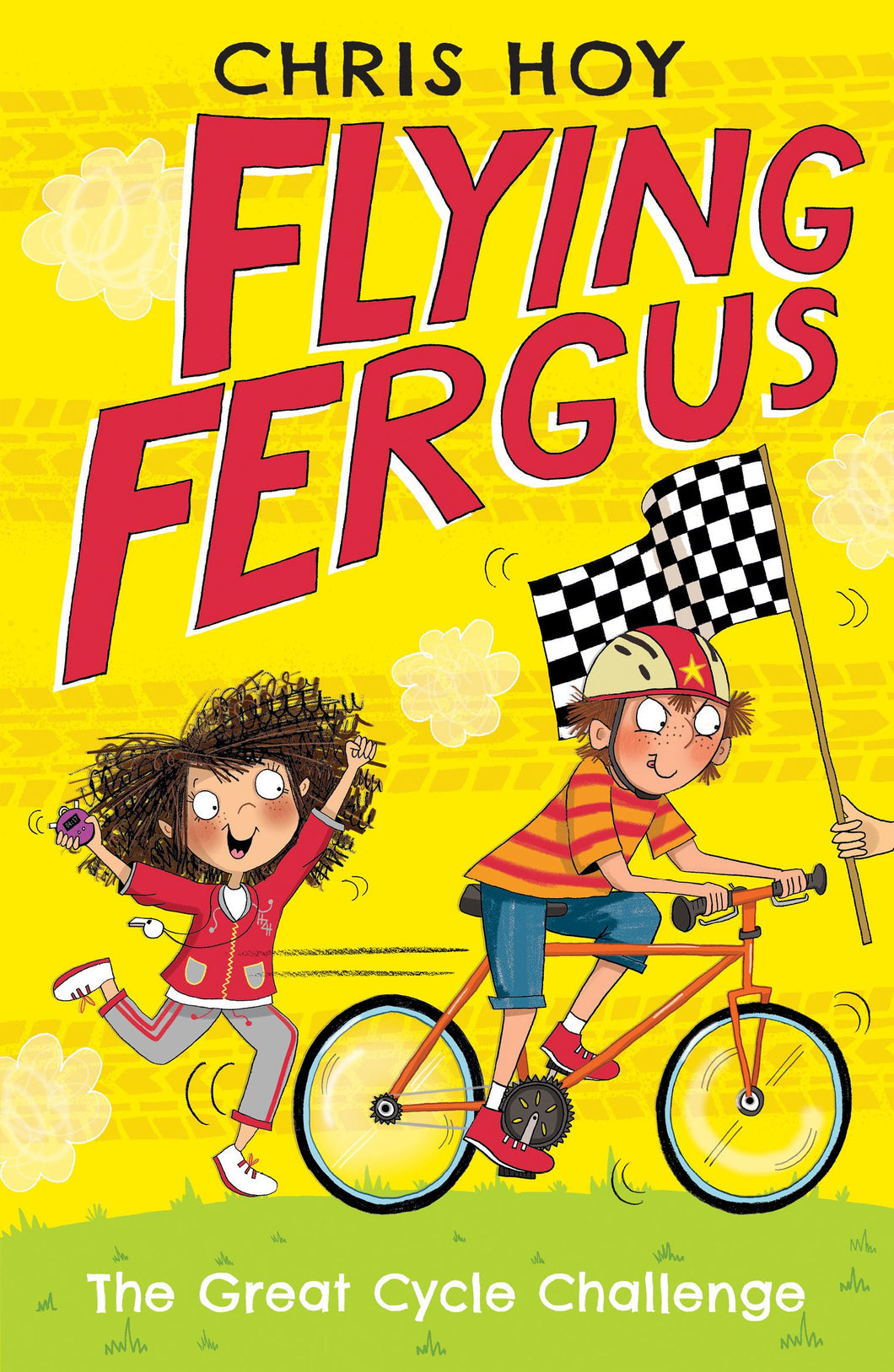Flying Fergus #2: The Great Cycle Challenge