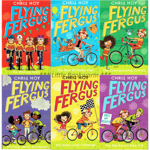 The Flying Fergus Collection