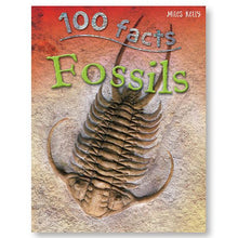 Load image into Gallery viewer, 100 Facts Fossils