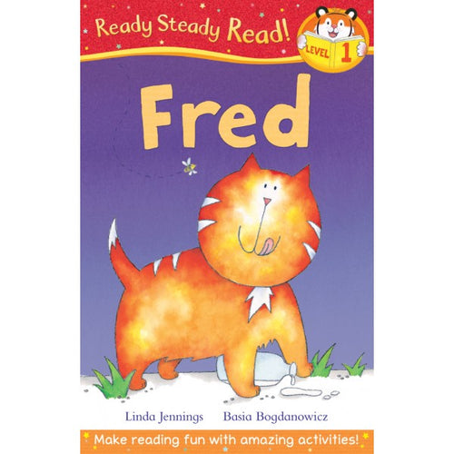 Ready for Reading! Fred (Level 1)