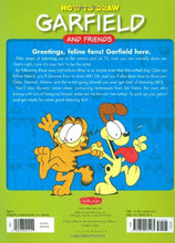 Load image into Gallery viewer, How to Draw Garfield and Friends
