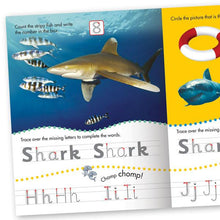 Load image into Gallery viewer, Get Set Go Writing: Sharks