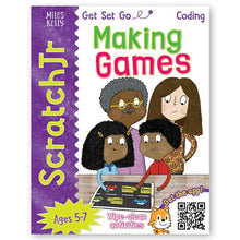 Load image into Gallery viewer, Get Set Go: Coding ScratchJr: 4 Book Set