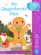 Load image into Gallery viewer, The Gingerbread Man