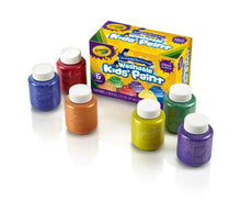 Load image into Gallery viewer, Crayola Washable Glitter Kids' Paint