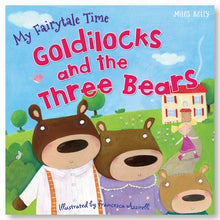 Load image into Gallery viewer, My Rhyme Time: Goldilocks and the Three Bears