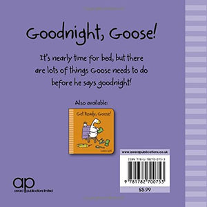 Goodnight, Goose!
