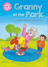 Load image into Gallery viewer, Granny at the Park (Pink 1b)