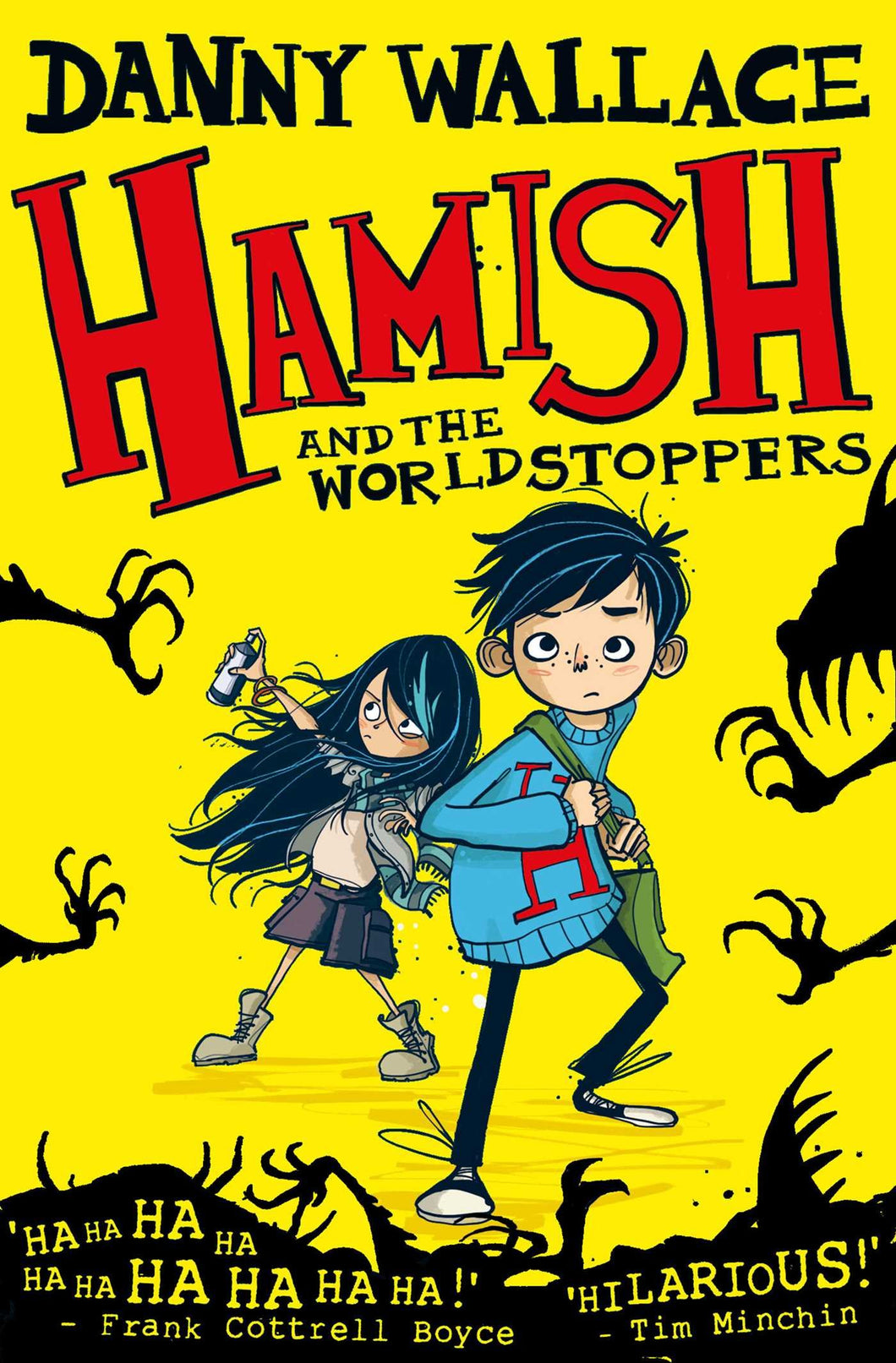 Hamish and the Worldstoppers (#1)
