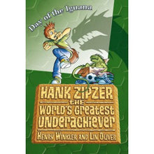 Load image into Gallery viewer, Hank Zipzer the World's Greatest Underachiever: Day of the Iguana (#3)