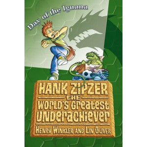 Hank Zipzer the World's Greatest Underachiever: Day of the Iguana (#3)
