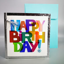 Load image into Gallery viewer, Hallmark: Happy Birthday Deluxe Card