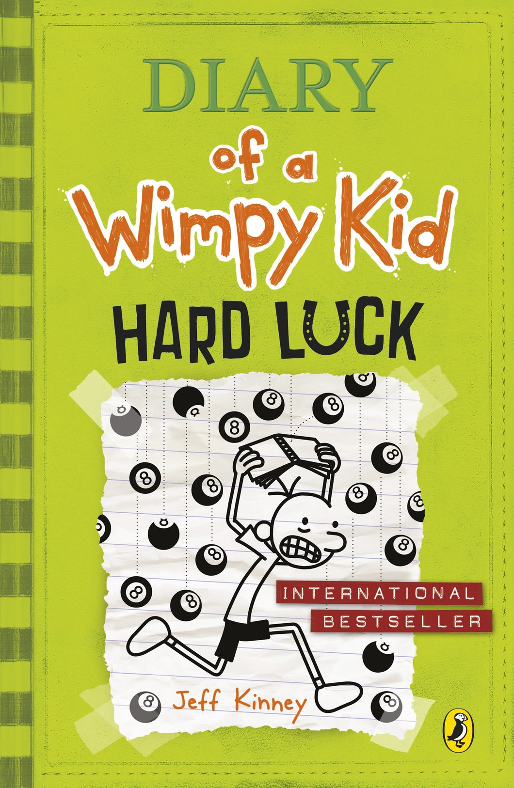 Diary of a Wimpy Kid: Hard Luck (#8)