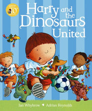 Load image into Gallery viewer, Harry and the Dinosaurs United