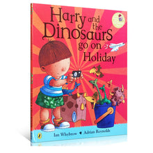 Load image into Gallery viewer, Harry and the Dinosaurs go on Holiday!