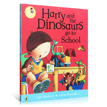 Load image into Gallery viewer, Harry and the Dinosaurs go to School