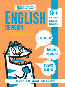 Help With Homework: English Revision Key Stage 2 (Age 9+)
