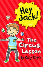Load image into Gallery viewer, Hey Jack! The Circus Lesson