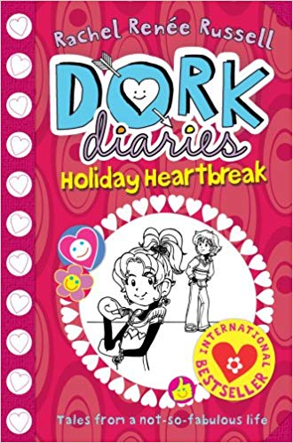 Dork Diaries: Holiday Heartbreak (Book #6)
