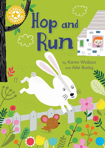 Hop and Run (Yellow 3)
