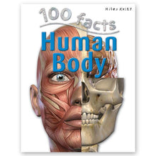 Load image into Gallery viewer, 100 Facts Human Body