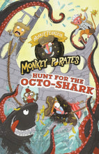 Load image into Gallery viewer, Nearly Fearless Monkey Pirates: Hunt for the Octo-Shark