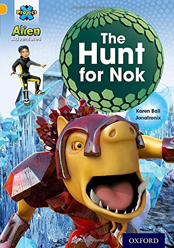 Alien Adventures: The Hunt for Nok (Level 9)