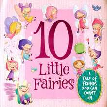 Load image into Gallery viewer, 10 Little Fairies