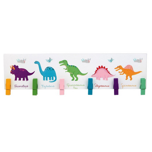 Sass & Belle - Roarsome Dinosaurs Peg Display Board
