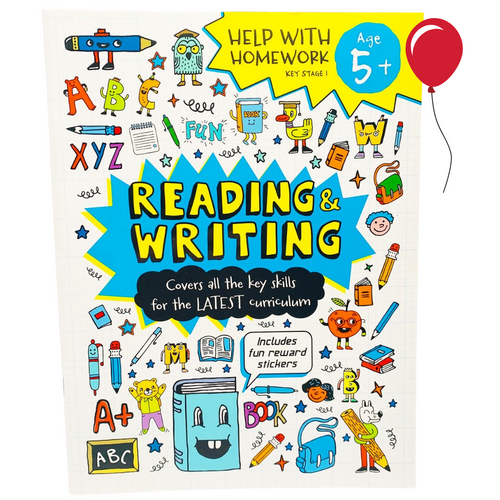 First Time Learning: Reading & Writing KS1 (Age 5+)