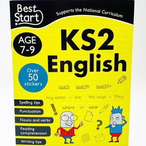 Best Start: KS2 English (Ages 7-9)