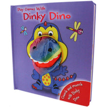 Load image into Gallery viewer, Play Games with Dinky Dino