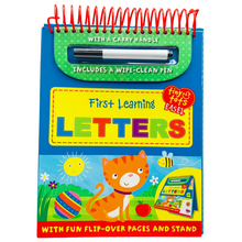 Load image into Gallery viewer, Tiny Tots Easel: First Learning Letters