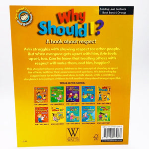 Why Should I? A book about respect