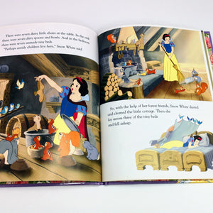Snow White and the Seven Dwarfs: The Magical Story