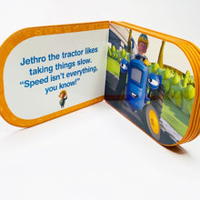 Load image into Gallery viewer, My Chunky Storybook: Jethro the Tractor