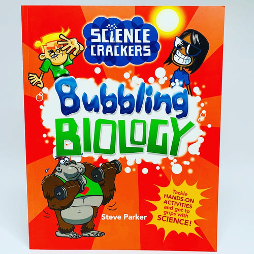 Science Crackers: Bubbling Biology