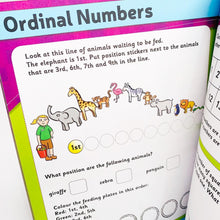Load image into Gallery viewer, Leap Ahead Workbook: Maths Ages 5-6