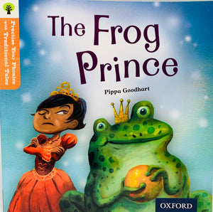The Frog Prince (Level 6)