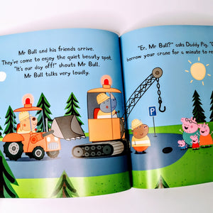 Peppa Pig: Daddy Pig's Lost Keys Book & CD