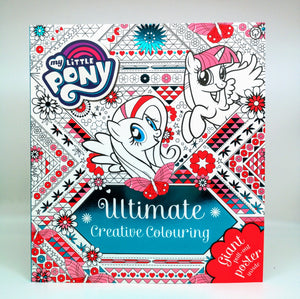 My Little Pony: Ulimate Creative Colouring