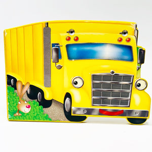 My Chunky Story Book: Sparky the Truck