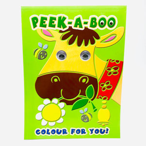 Peek-a-Boo: Colour For You