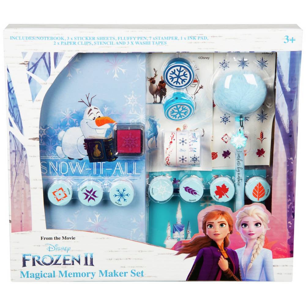 Frozen 2 Magical Memory Maker Set