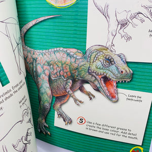 How to Draw Dinosaurs