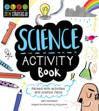 Load image into Gallery viewer, STEM Starters for Kids: Science Activity Book
